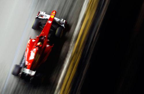 Fernando Alonso - Fórmula 1 - GP Singapur 2012