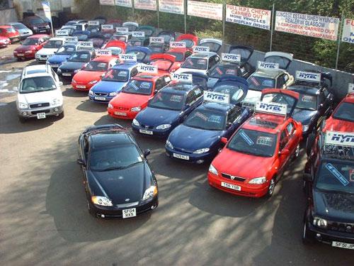 Ventas coches usados