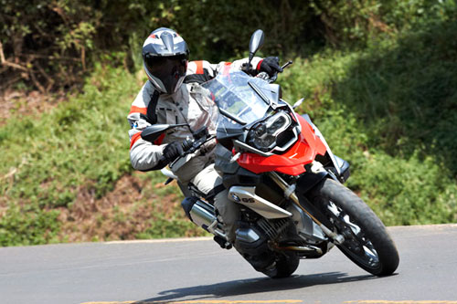BMW R 1200 GS (frontal)
