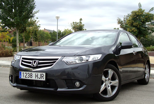 Honda Accord 2.2 i-DTEC Lifestyle (frontal)