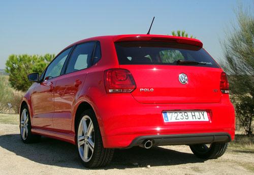 Volkswagen Polo R-Line (trasera)
