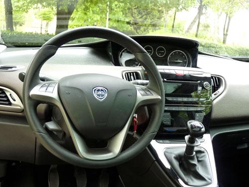 Lancia Ypsilon (interior)