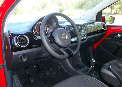 Volkswagen up! (interior)