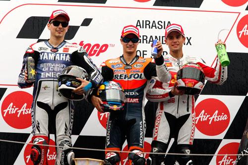 Carrera MotoGP Japón