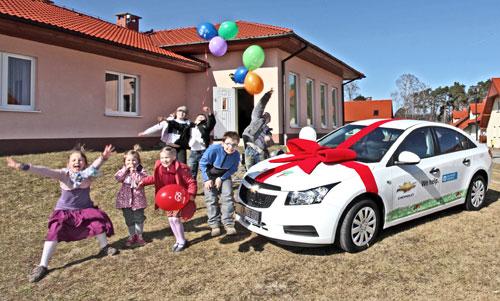 Chevrolet (aldeas infantiles)