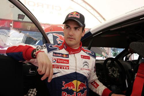Dani Sordo - Citroën - WRC