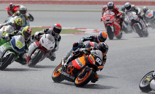 Marc Marquez Moto2 Malasia