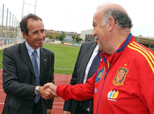 Nissan patrocinador de la Selección Española de Futbol