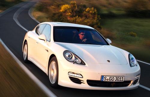 Competimos con el Porsche Panamera Diésel