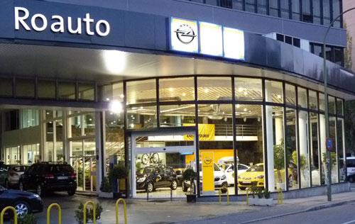 Opel Roauto