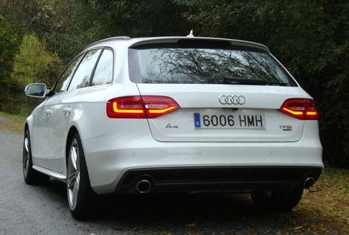 Audi A4 Avant (trasera)
