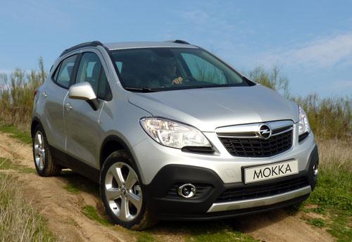 Opel Mokka Roauto