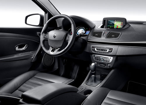 Renault Fluence (interior)