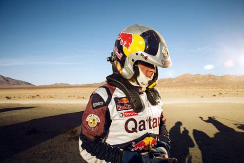Carlos Sainz - Regreso al Dakar