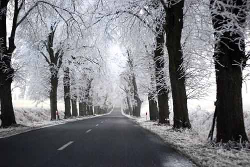 Consejos conducción invierno