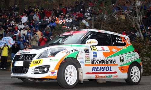 Copa Suzuki Swift Madrid