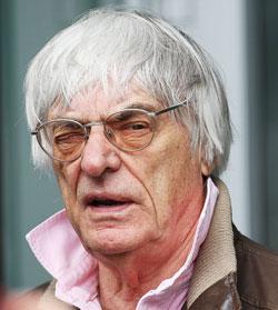 Ecclestone Fórmula 1