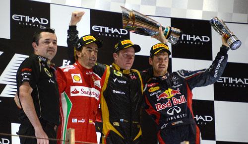 Fórmula 1 - GP Abu Dabi - Fernando Alonso