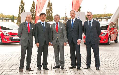 Hyundai Banco Santander