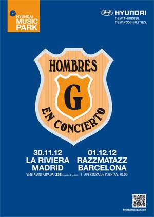 Hyundai Music Park - Concierto Hombres G