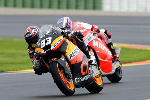 Márquez GP Valencia MotoGP