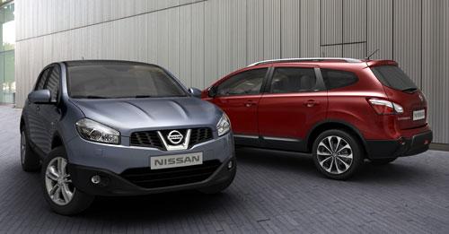 Nissan Qashqai Plan PIVE