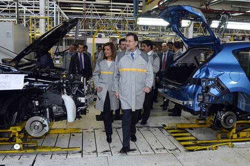 Plan Industrial de Renault