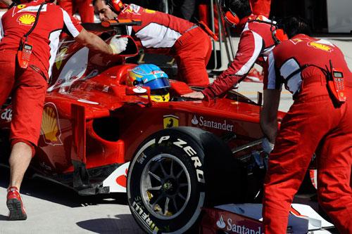 Previo GP Brasil F1