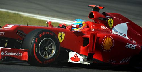 Previo Fórmula 1 - GP EEUU - Fernando Alonso