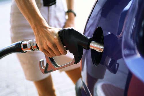 Repostaje gasolina