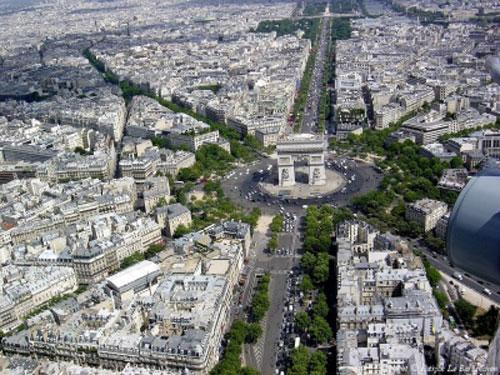 Trafico París