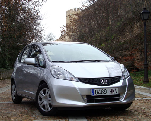 Honda Jazz (frontal)
