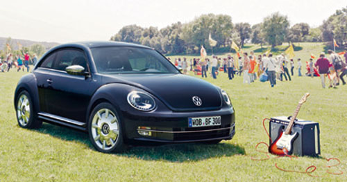 Volkswagen Beetle Fender Edition (frontal)