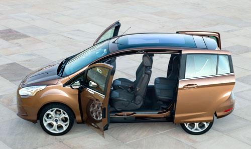 Ford B-Max (2)
