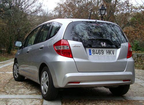 Honda Jazz (trasera)