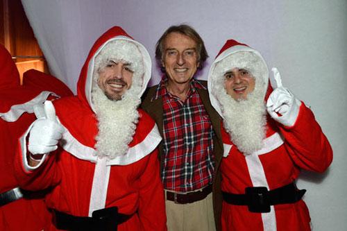 Fernando Alonso Papá Noel