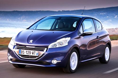 Peugeot 208 - Coche del año 2013
