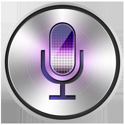 Logotipo Siri