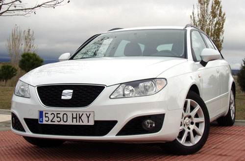 Seat Exeo ST (frontal)