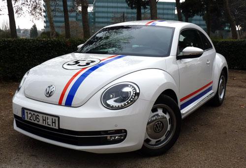 Volkswagen Beetle 53 Edition (frontal)
