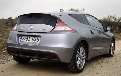 Honda CR-Z (trasera)