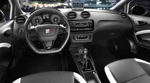 Seat Ibiza Cupra (interior)