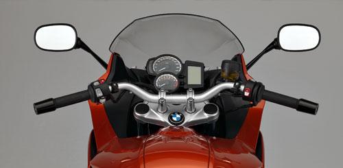 BMW F800 GT (instrumentacion)
