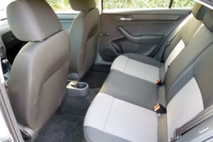 Seat Toledo (asientos traseros)