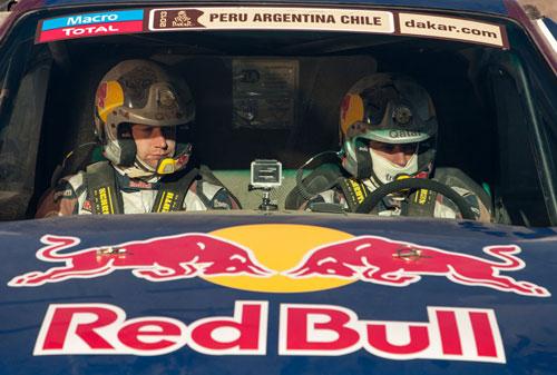 Dakar sexta etapa