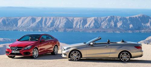 Mercedes-Benz Clase E Coupé Cabrio