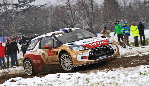 Sebastien Loeb - Mundial de Rallyes - Montecarlo - WRC