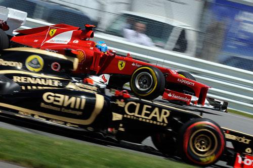 Fórmula 1 - Temporada 2013