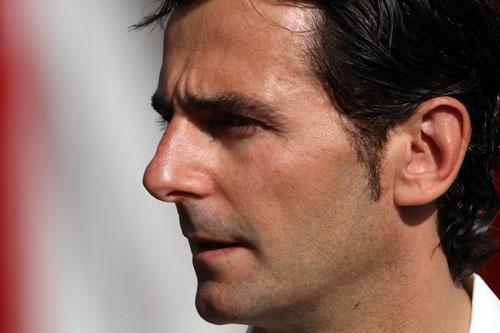 Pedro de la Rosa - Ferrari - Fórmula 1