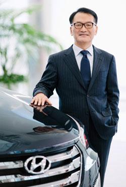 Presidente Hyundai Europa
